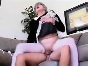 Stockings amateur mature slut in heels