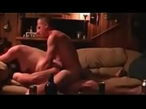 SWALLOW Blond Teen Fucks And Sucks The Soul Out Of College Dude