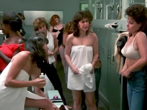 Linda Blair, Linnea Quigley, Suzee Slater.. -Savage Streets