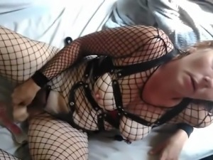 Wife dreaming about cock while masterbating