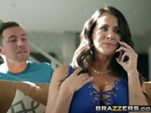 Brazzers - Mommy Got Boobs - Reagan Foxx Jessy Jones - Save The Tits -...