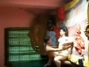 Bangladeshi couple secret sex