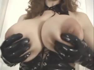 Big boobs euro lady
