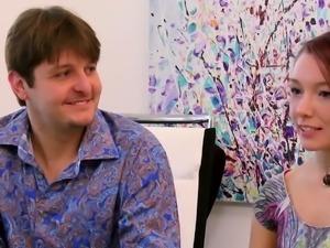 Married couple do swinger interview tv