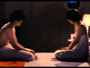 Wild Oriental swingers bring their sex fantasy to fruition