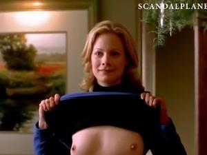 Alison Eastwood Topless Scene On ScandalPlanet.Com