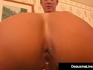 In Love Cougar Deauxma Fucks Her Husband In Her Hotel!