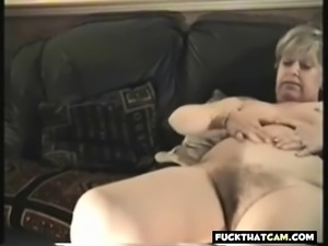 British granny is a sex goddess