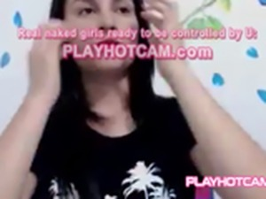 PLAYHOTCAM Has Lots Of Hot Amateur Cam Girls 4 U