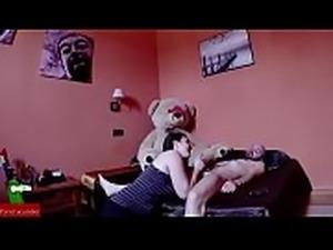 sex with a teddy bear ADR00226