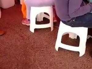 tanga en el tianguis