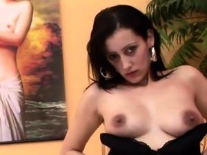 Pregnant slut in lesbian 69 action