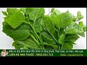 L&agrave_m sao để chữa yếu sinh l&yacute_, dễ d&agrave_ng trị...