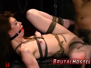 Feet bondage xxx Sexy young girls, Alexa Nova and Kendall