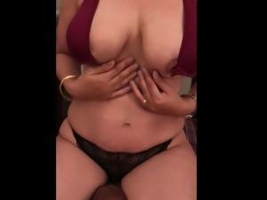 My arab wife show off 2