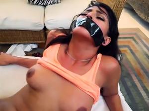 Hardcore spanish gangbang and amazing sex Sophia Leone