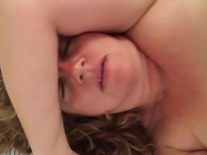 Enjoying fucking her great pussy