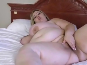 BBW MANDY MAJESTIC MASTURBATION