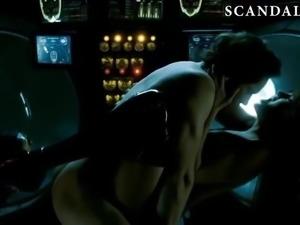 Malin Akerman Naked Sex from 'Watchmen' On ScandalPlanet.Com
