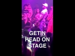 50 cent QUICK HEAD ON STAGE