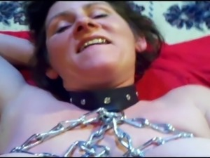Suzi&#039s chained tits fucking for yeoman69 by request!