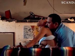 Danay Garcia Topless Sex Scene On ScandalPlanet.Com