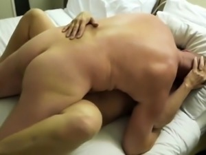 my mature girl enjoying a younger guy