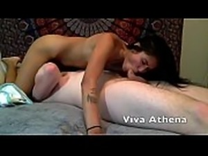 PETITE ASIAN BABE FUCKED HARD IN THE MOUTH