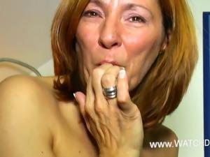 Geile Oma hat Sextreff