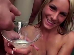 Sperm Cocktail