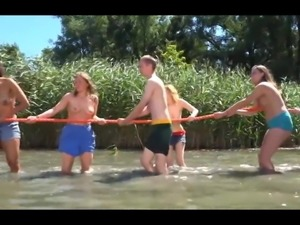 Nudists - Naked Fun is more Fun