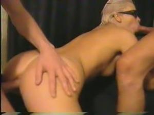 double penetration for Joana Romain