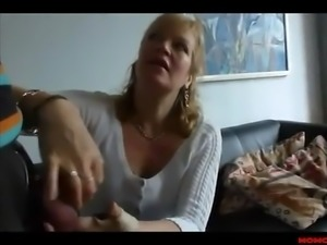 Mom sneaks and sucks sons cock 1980s