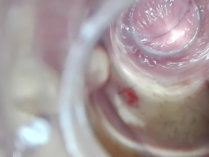 Look inside Vagina Pussy Cunt