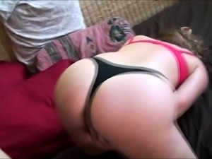 Busty mom with a magnificent ass is a sucker for hard meat