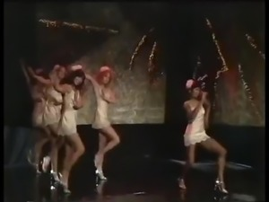 Legs And Co Dance To Kate Bush