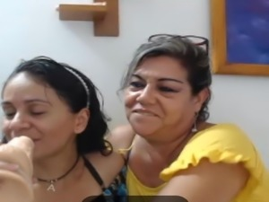 Mexicanas maduras lesbianas  P1