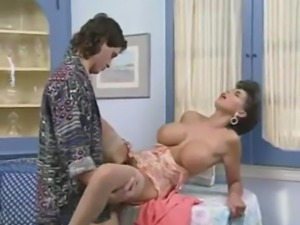 Tabatha in nice lingerie  Classic movie
