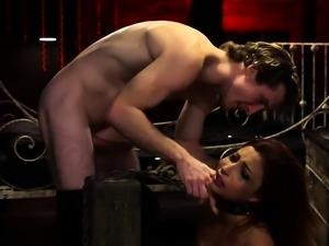 Brazil spit slave Poor little Jade Jantzen, she just