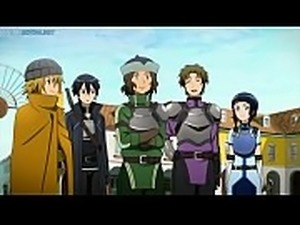 Sword Art Online 03 Audio Latino