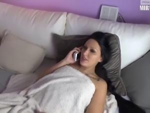 Phone cum