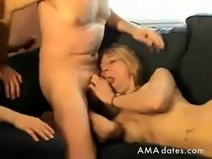 Girl Lets Friend Suck Him Off