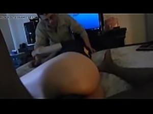 Rae Lynn takes a BBC in the ass bareback