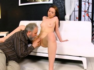 Slutty russian woman drilled deep inside wet nana