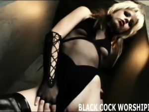 I need to get pounded hard by a big black monster cock