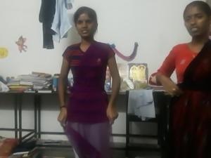 Tamil hot college hostel girls fun (tamil audio) part 2