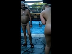 Hidden Cam Spa (Big Ass)