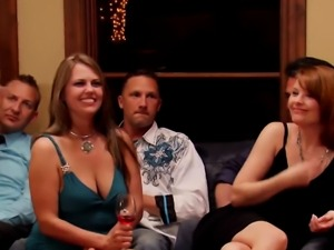 CUCKOLD loves to watch his WIFE getting fucked by OTHERS