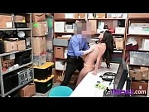 OBEDIENT chick turning DOGGY STYLE to get fucked DEEPER