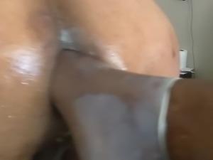 FOOT FUCKING BOYPUSSY
